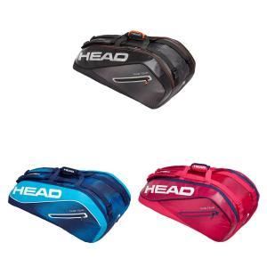 ヘッド HEAD テニスバッグ・ケース  Tour Team 9R Supercombi ツアーチーム 9R スーパーコンビ ラケットバッグ ラケット9本入 283119|kpi