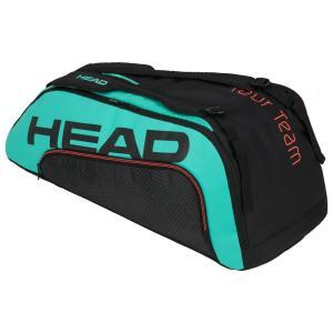 ヘッド HEAD テニスバッグ・ケース  Tour Team 9R Supercombi ツアーチーム 9R スーパーコンビ ラケットバッグ 9本入 283140|kpi