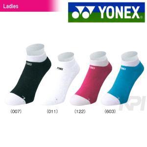 YONEX ヨネックス 「Ladies レディーススニーカーインソックス 29102」テニス&バドミントンウェア「SS」 『即日出荷』|kpi