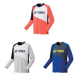 ヨネックス YONEX テニスウェア ユニセックス ライトトレーナー フィットスタイル  31034...