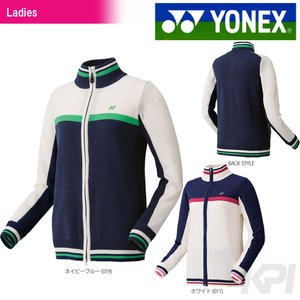 YONEX ヨネックス 「Ladies レディース セーター 38043」テニス&バドミントンウェア「FW」 『即日出荷』|kpi
