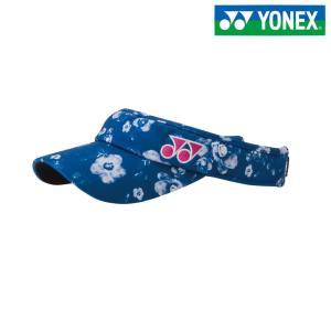 ヨネックス YONEX テニスキャップ・バイザー レディース...