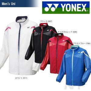 YONEX ヨネックス 「Uni ウォームアップシャツ アスリートフィット  50058」テニスウェア 「SS」 『即日出荷』|kpi