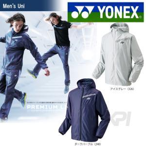 YONEX ヨネックス 「UNI ウォームアップシャツ フィットスタイル  50064」テニス&バドミントンウェア「SS」 『即日出荷』