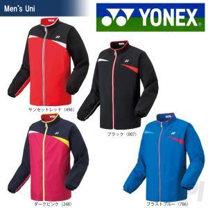 YONEX ヨネックス 「UNI ウォームアップシャツ 50068」テニス&バドミントンウェア「SS」 『即日出荷』