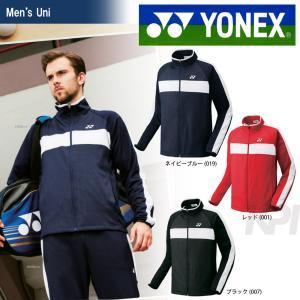 YONEX ヨネックス 「UNI ニットウォームアップシャツ フィットスタイル  51019」ウェア「FW」 『即日出荷』