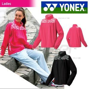 YONEX ヨネックス 「Ladies レディースウォームアップシャツ 57022」テニス&バドミントンウェア「SS」『即日出荷』|kpi