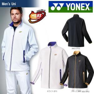 YONEX ヨネックス 「Uni 裏地付ウィンドウォーマーシャツ フルモーション3D  70046」ウェア「FW」『即日出荷』