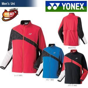 「均一セール」YONEX ヨネックス 「Uni 裏地付ウィンドウォーマーシャツ フルモーション3D  70048」ウェア「FW」『即日出荷』|kpi