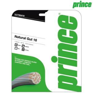 プリンス Prince テニスガット・ストリング  NATURAL GUT 16  ナチュラルガット16  7J800|kpi