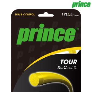 プリンス Prince テニスガット・ストリング  TOUR XC 17L  ツアーXC17L  7J915|kpi