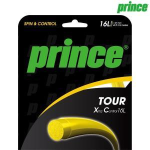 プリンス Prince テニスガット・ストリング  TOUR XC 16L  ツアーXC16L  7J916|kpi