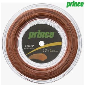 プリンス Prince テニスガット・ストリング  TOUR XS 17+  ツアーXS17+  200mロール 7J934|kpi