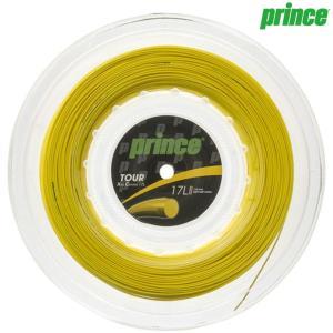 プリンス Prince テニスガット・ストリング  TOUR XC 17L  ツアーXC17L  200mロール 7J936|kpi