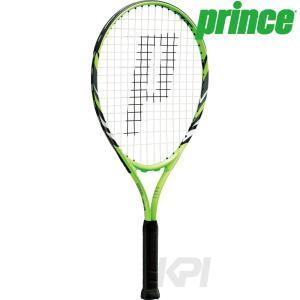 「ガット張り上げ済み」Prince プリンス [COOL SHOT VII 23  クールショット7 23  7TJ054]ジュニアテニスラケット|kpi