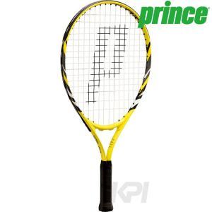 「ガット張り上げ済み」Prince プリンス [COOL SHOT VII 21  クールショット7 21  7TJ055]ジュニアテニスラケット|kpi