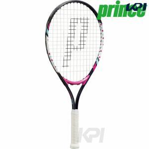 プリンス Prince ジュニアテニスラケット SIERRA GIRLIV 23 シエラガール6 23 7TJ058 2017新製品 「ガット張り上げ済」|kpi