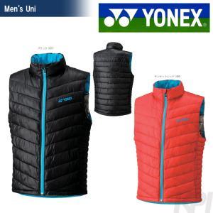 YONEX ヨネックス 「UNI 中綿ベスト 90038」テニス&バドミントンウェア 『即日出荷』「ヨネックスおススメウォーム」
