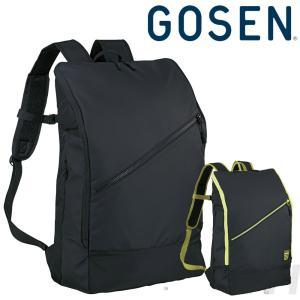 ゴーセン GOSEN テニスバッグ・ケース TOWNUSE ラケットリュックサック BA16TRS|kpi
