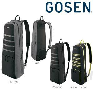 GOSEN ゴーセン 「バドミントンワンショルダー Townuse BA17TBO」テニスバッグ|kpi