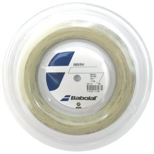 『即日出荷』BabolaT バボラ 「Addiction アディクション 125/130/135 200mロール BA243115」硬式テニスストリング ガット|kpi