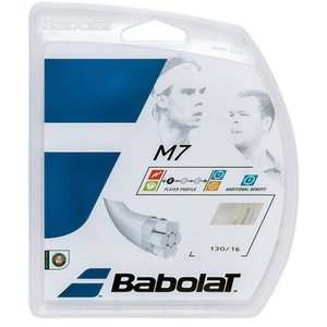 『即日出荷』BabolaT バボラ 「M7 200mロール」BA243131 硬式テニスストリング ガット kpi