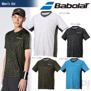 「均一セール」Babolat バボラ 「Unisex ショートスリーブシャツ BAB-1713」テニスウェア「FW」  『即日出荷』[ポスト投函便対応]|kpi