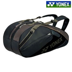 ヨネックス YONEX テニスバッグ・ケース  ラケットバッグ6 リュック付  テニス6本入 BAG1732R-191 「KPIテニスベストセレクション」