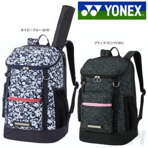 「2016新製品」YONEX(ヨネックス)「COMPACT SERIES バックパック(テニス2本用) ラケットバッグ BAG1768」テニスバッグ「KPI」