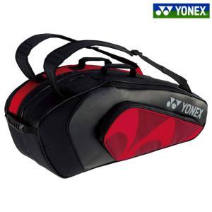 ヨネックス YONEX テニスバッグ・ケース  ラケットバッグ6 リュック付  テニス6本用 BAG1922R-187|kpi
