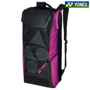 ヨネックス YONEX テニスバッグ・ケース  ボックスラケットバッグ6 リュック付  テニス6本用 BAG1929-747|kpi
