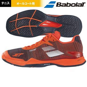 2f560832d4b3f バボラ Babolat テニスシューズ メンズ JET MACH II ジェットマッハ ALL COURT M OB オールコート用  BAS18629『即日出荷』