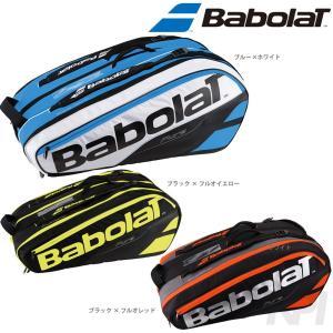 BabolaT バボラ 「PURE LINE RACKET HOLDER ×12 ラケットバッグ 12本収納可  BB751133」テニスバッグ|kpi