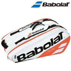 バボラ Babolat テニスバッグ・ケース  RACKET HOLDER X12 ラケットバッグ ラケット12本収納可  BB751170|kpi
