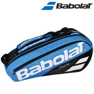 バボラ Babolat テニスバッグ・ケース  RACKET HOLDER X6 ラケットバッグ ラケット6本収納可  BB751171|kpi
