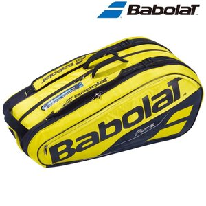 バボラ Babolat テニスバッグ・ケース  PURE AERO RACKET HOLDER X9 ラケットホルダー 9本収納可 ラケットケース  BB751181|kpi