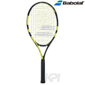 硬式テニスラケット  バボラ NADAL JUNIOR26 ナダルジュニア26 BF-140179 ジュニアラケットガット張り上げ済