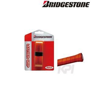 ブリヂストン BRIDGESTONE テニスグリップテープ レザーグリップ BLGXR1|kpi