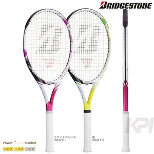 ブリヂストン BRIDGESTONE 硬式テニスラケット 「Calneo 280 カルネオ280 BRACT1-BRACT2」|kpi