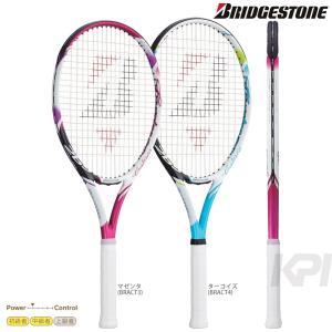 ブリヂストン BRIDGESTONE 硬式テニスラケット 「Calneo 265 カルネオ265 BRACT3-BRACT4」|kpi