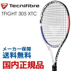 テクニファイバー Tecnifibre テニス硬式テニスラケット T-FIGHT 305 XTC BRFT03|kpi
