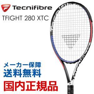 テクニファイバー Tecnifibre テニス硬式テニスラケット T-FIGHT 280 XTC BRFT06|kpi