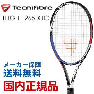 テクニファイバー Tecnifibre テニス硬式テニスラケット T-FIGHT 265 XTC BRFT07|kpi