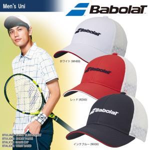 バボラ Babolat テニスキャップ・バイザー ユニセックス GAMECAP ゲームキャップ BTALJC02「SS」 『即日出荷』|kpi