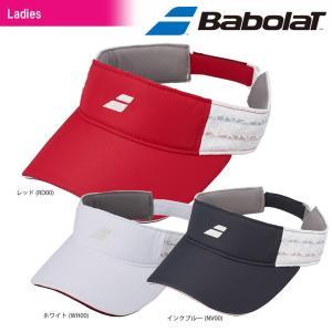 バボラ Babolat テニスキャップ・バイザー レディース GAMEVISOR ゲームバイザー BTCLJC02「SS」 『即日出荷』|kpi