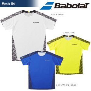 バボラ Babolat テニスウェア ユニセックス ショートスリーブシャツ BTUMJA05 2018FW 『即日出荷』[ポスト投函便対応] kpi