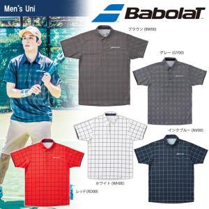バボラ Babolat テニスウェア ユニセックス ショートスリーブシャツ BTUMJA08 2018FW 『即日出荷』[ポスト投函便対応] kpi