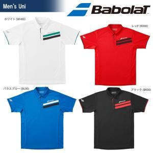 バボラ Babolat テニスウェア ユニセックス ショートスリーブシャツ BTUMJA13 2018FW 『即日出荷』[ポスト投函便対応] kpi