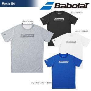バボラ Babolat テニスウェア ユニセックス ショートスリーブシャツ BTUMJA30 2018FW 『即日出荷』[ポスト投函便対応] kpi