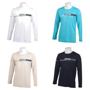 バボラ Babolat テニスウェア ユニセックス ロングスリーブシャツ LONG SLEEVE SHIRT BTUNJB32 2019SSの商品画像|ナビ